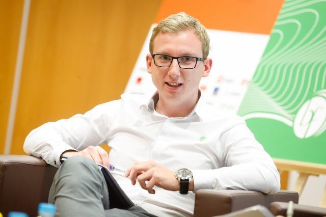 Tin Kampl – predsednik Mladinskega sveta Slovenije