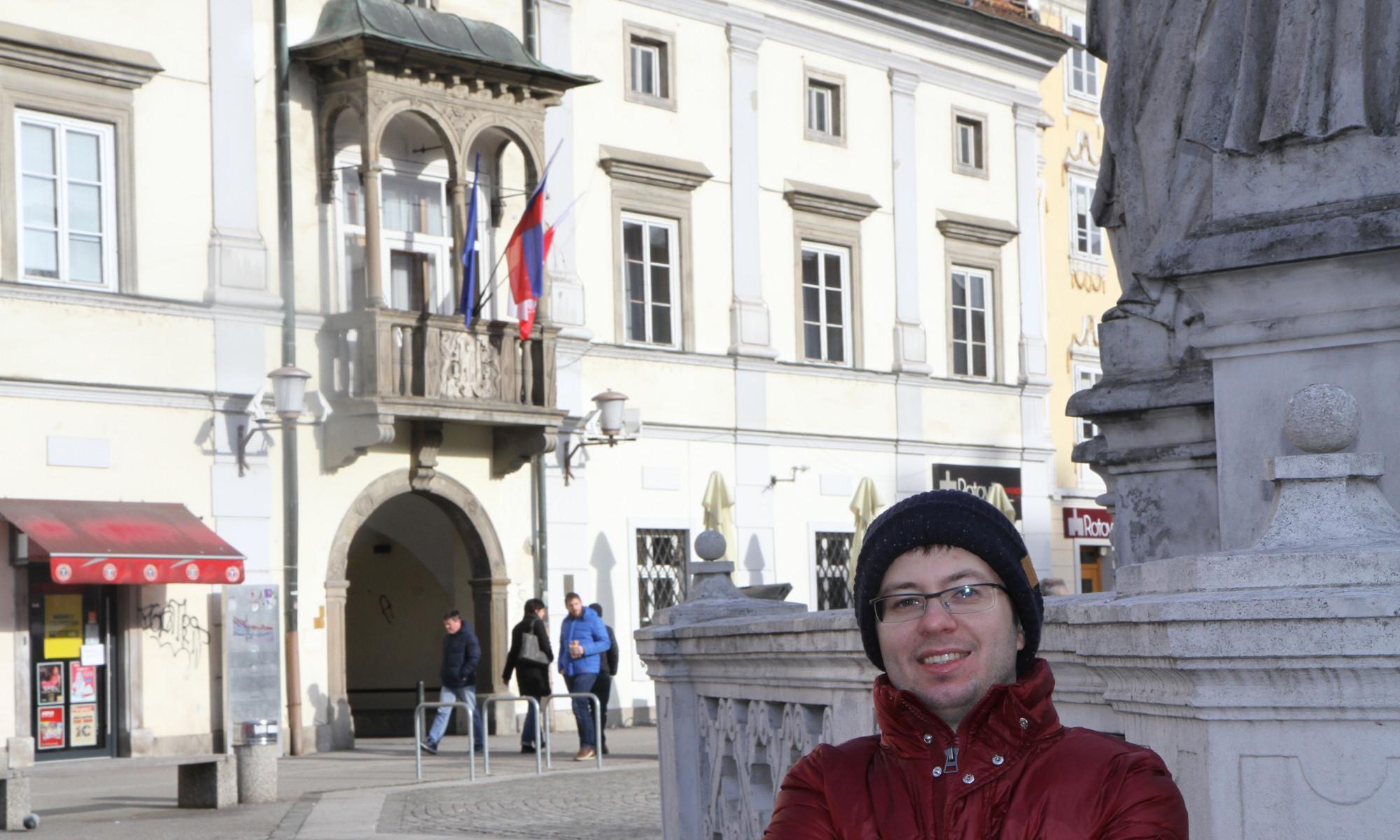 New media in Maribor – participant Primož Soban