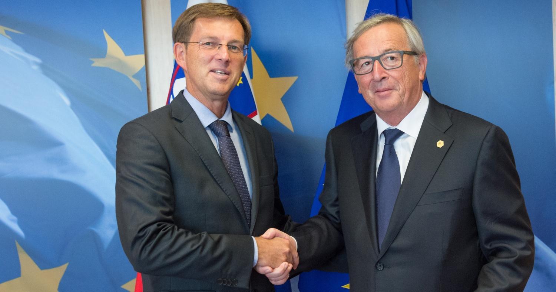 Juncker & Cerar: Mladi in prihodnost EU