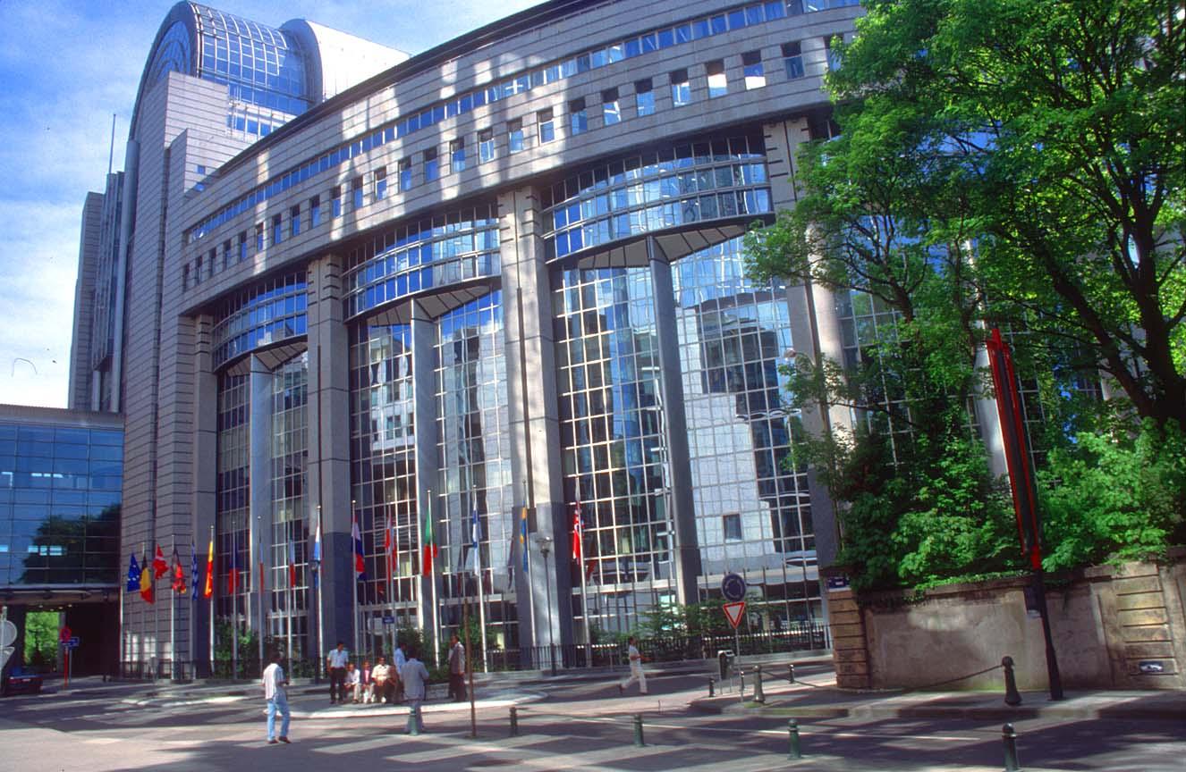 Obisk Bruslja in Evropskega parlamenta v Bruslju