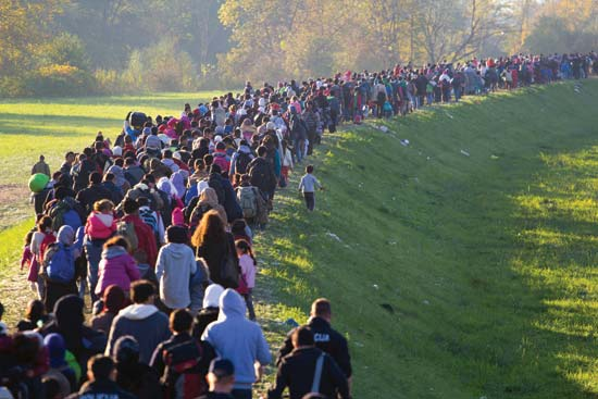 20. junij – Svetovni dan beguncev