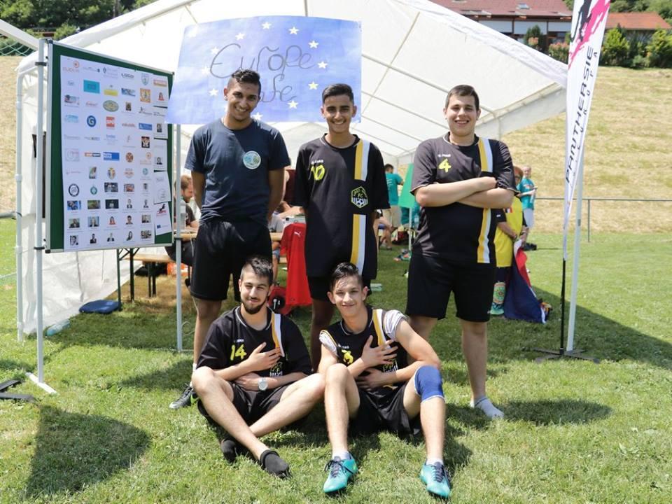 Vtisi o Social Soccer Cup v Avstriji