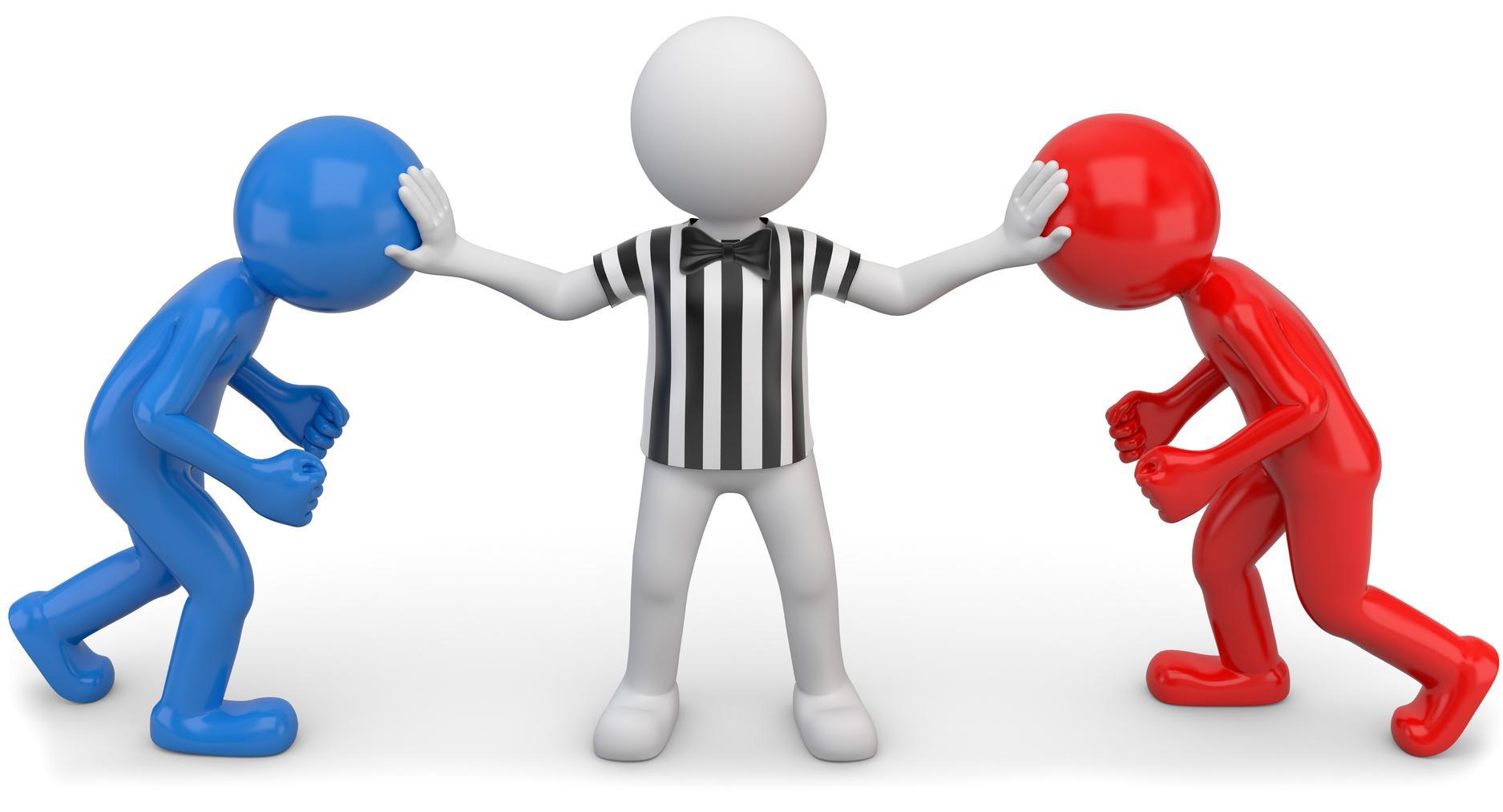 Odpravimo konflikte na delovnem mestu