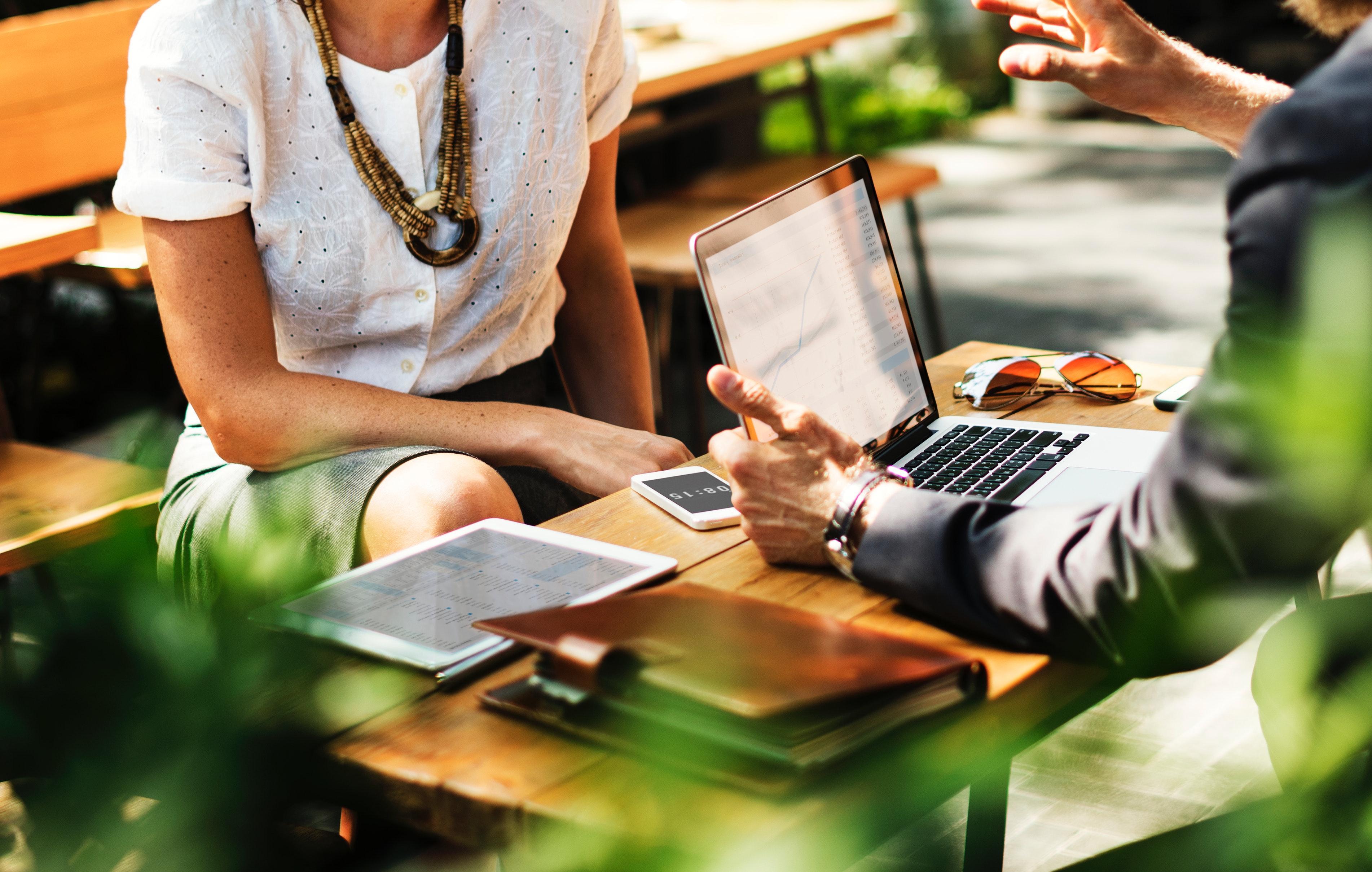 Trening za 5-minutne informativne zaposlitvene razgovore