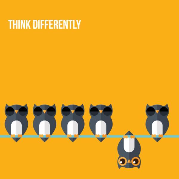 Razmišljaj drugače