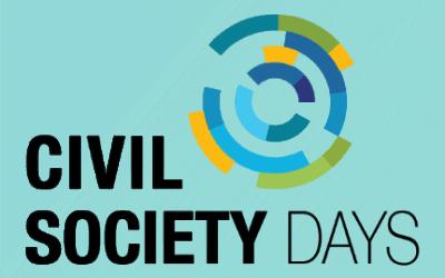 Dnevi civilne družbe – EU dogodek