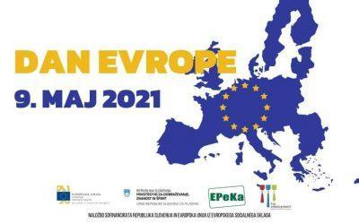 Aktivnosti ob Dnevu Evrope