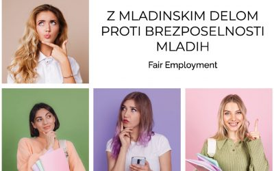 Izdali smo zbornik Fair Employment!
